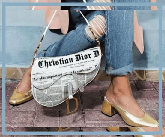 A Saddle bag promete ser a bolsa da vez e separamos algumas inspirações dos anos 2000! Clica na galeria pra conferir ;)