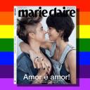 Marie Claire / Montagem Site Lilian Pacce