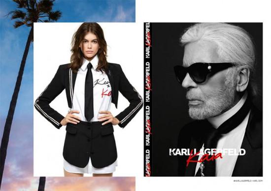 A campanha foi clicada em estúdio em Saint-German-des-Prés em Paris, pelo próprio Karl! Vem ver mais