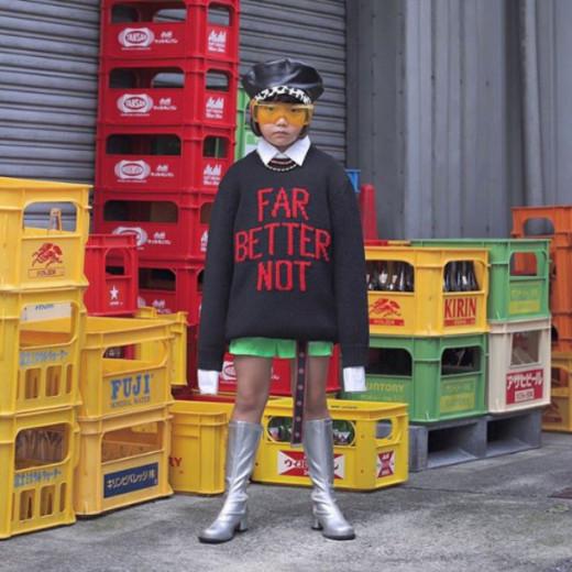 Vem conhecer os mini-influenciadores! Aqui a Coco, garotinha de 7 anos de Tóquio que hitou na internet com seus looks descolados. Clique pra ver mais!