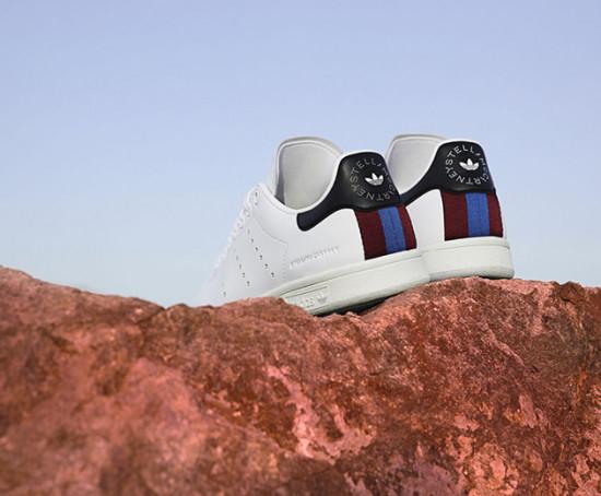 O tênis icônico da Adidas ganha versão cruelty-free assinada por Stella Mccartney - clica na galeria pra saber mais!