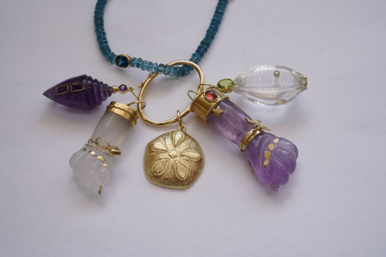 A coleção de jóias Balangandãs se inspira na cultura baiana - clica na foto pra ver!