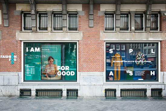 O primeiro museu interativo dedicado à moda sustentável, abriu suas portas! Vem ver o Fashion For Good Experience!
