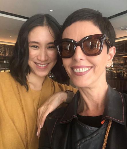 Eva Chen e Lilian: vem conferir as dicas da diretora de moda do Instagram!