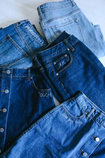 O projeto Pegada Hídrica Vicunha vai calcular o volume de água gasto na cadeia de produção do jeans!