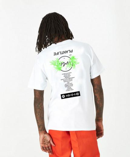 As camisetas da Merah levam pra uma playlist do Spotify! Vem ver mais