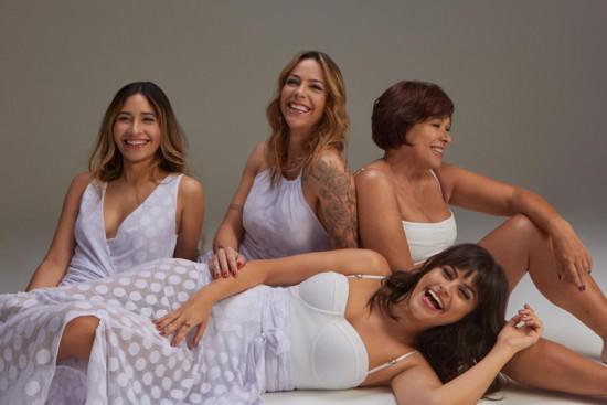 Mulheres reais na nova campanha da marca Undertop - vem ver!