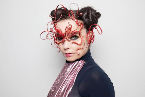 """A expô """"Björk Digital"""" é uma imersão na criatividade e loucurinha da cantora islandesa!"""