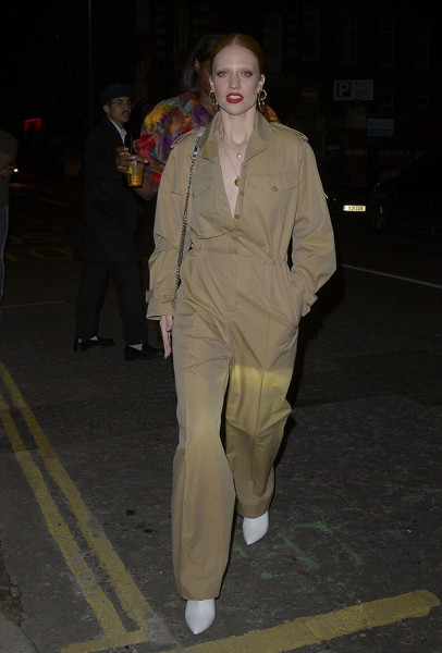 Burberry x Vivienne Westwood collection launch party