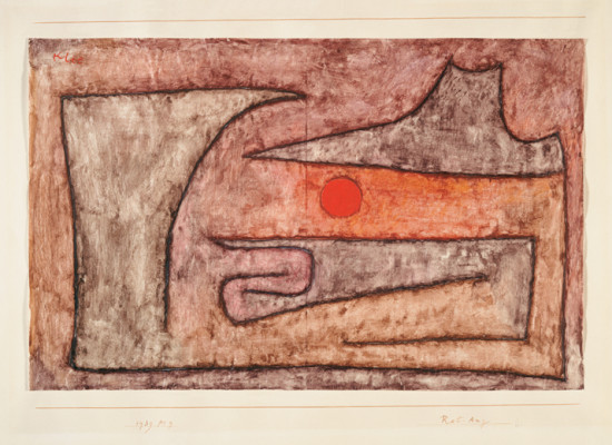 Expô inédita de Paul Klee chega ao Brasil em 2019, com mais de 100 obras do artista!