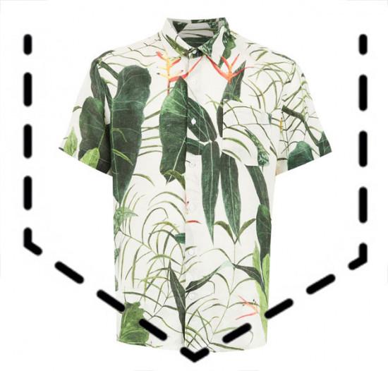 """Pra curtir o clima do verão, que tal essa camisa da Osklen? <a href=""""https://rstyle.me/~aK4ok"""" target=""""_blank"""">Compre aqui por R$ 497</a>"""