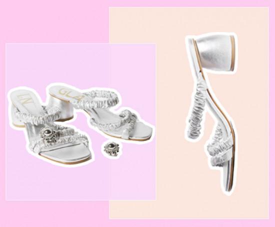 Já conhece a sandália que promete marcar presença nesse verão? Esse é o novo modelo da Gla - sim, a marca de acessórios que a gente ama. Eles lançaram seu primeiro sapato por R$ 790 exatamente nesse formato! Vem ver mais modelos na galeria