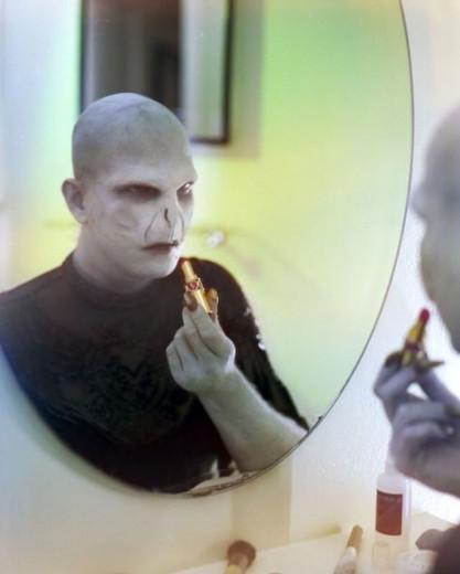 Além de matar, Voldemort também adora passar batom! Vem ver mais da drag Florida Elizabeth Man