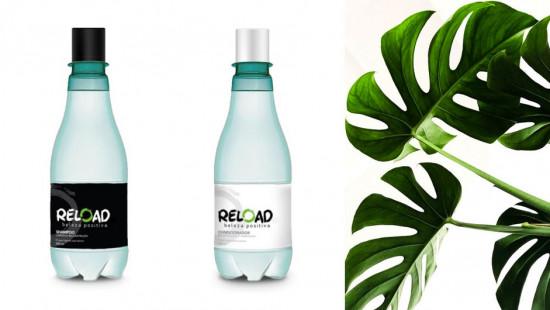 A Reload Beleza Positiva, a marca de cosméticos que adota embalagens reutilizadas pra lançar uma linha de cuidados para o cabelo com conceito sustentável, vem ver mais!