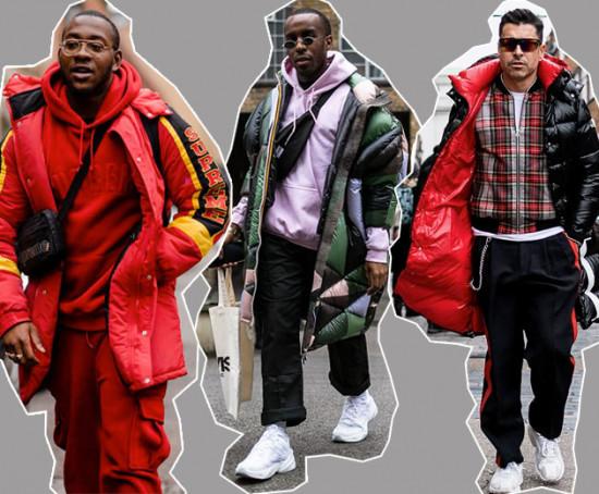 Vem conferir as tendências do street style da Semana de Moda Masculina de Londres!