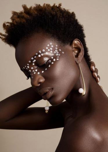Vem conhecer as jóias da Khiry, que valoriza a cultura negra e africana!