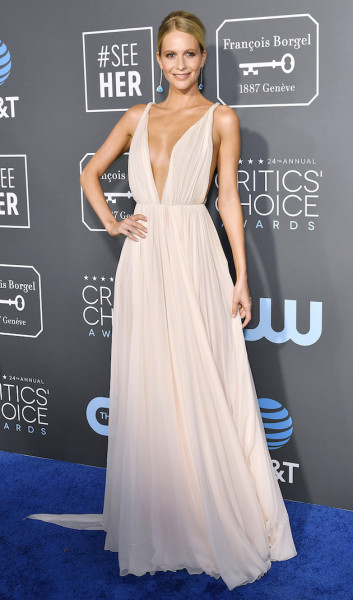 24th Annual Critics' Choice Awards, Arrivals, Barker Hanger, Los Angeles, USA – 13 Jan 2019