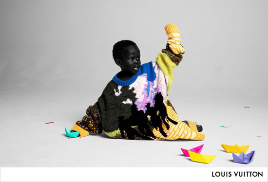 A campanha primavera-verão 2019 da Vuitton é dividida em 3 partes. A primeira retrata as fases da vida que formam a identidade e guarda-roupa de um homem: infância e adolescência! Clica na foto pra saber mais!