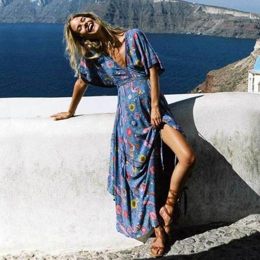 Vem aproveitar as promoções e garantir um vestido longo bem lindo - é só clicar na foto!