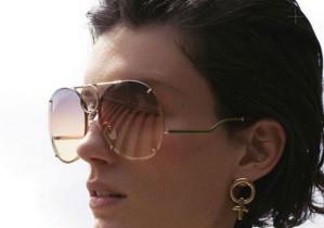 0b64ef53634e5 Novo modelo de óculos da Chloé é 2 em 1!