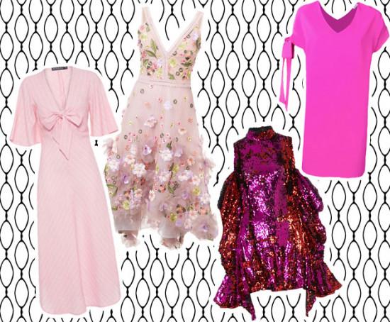 Não só nas quartas como todos os dias, gostamos de usar rosa! Pra isso, separamos 20 vestidos pra você se jogar, clica aqui pra conferir!
