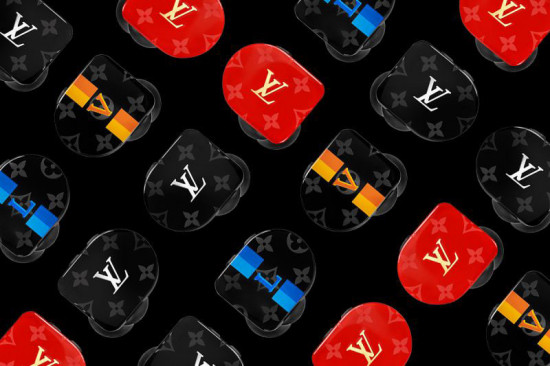 A Louis Vuitton anunciou seus próprios fones de ouvido sem fio! Vem ver outras opções de modelos wireless!