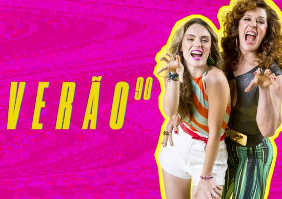 """""""Verão 90"""" já estreou na Globo com uma pegada anos 80 e 90, vem ver os figurinos!"""