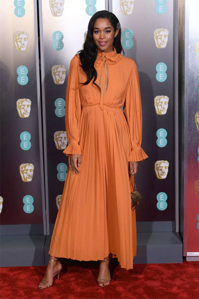 100219-bafta-laura-harrier