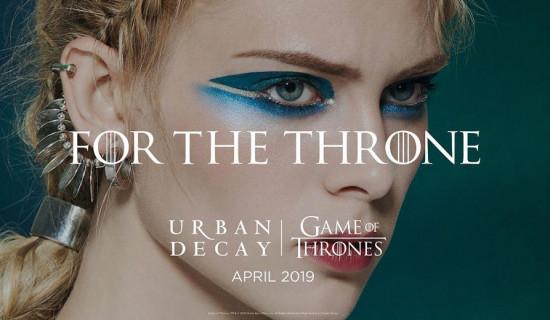 """Quer ficar parecido com a mãe dos dragões? A Urban Decay pretende te ajudar com isso lançando uma coleção inspirada em """"Game Of Thrones""""!"""