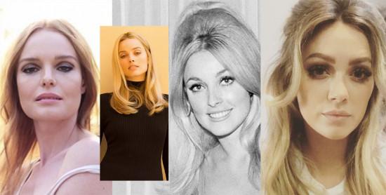 Kate Bosworth, Margot Robbie, a própria Sharon Tate e Hilary Duff: a história interrompida da atriz continua a ser revista