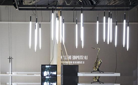 Vem ver um pouco da exposição que acontece no Gucci Hub em Milão - clica na foto!