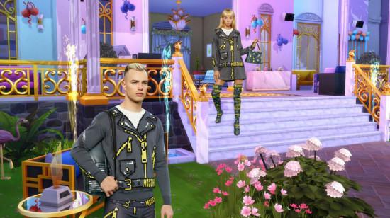 Essa nova coleção da Moschino com The Sims está divertida, vem cá conferir!