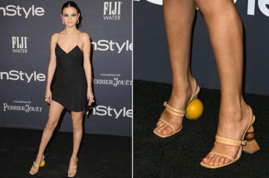 A Selena Gomez já aderiu a novidade, usando um modelo da Jacquemus! Quer ver mais? É só clicar!