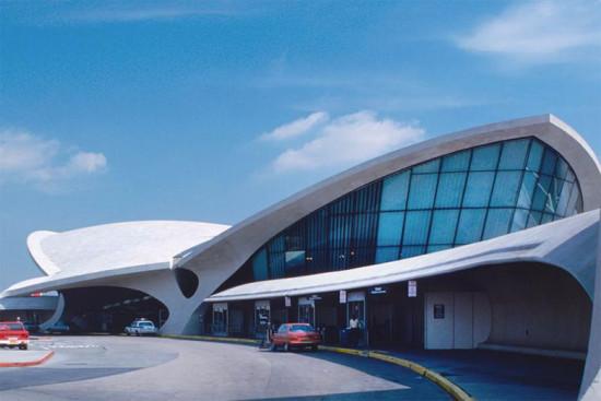 O TWA Flight Center do aeroporto JFK de NY vai reabrir e ser palco do desfile da Louis Vuitton