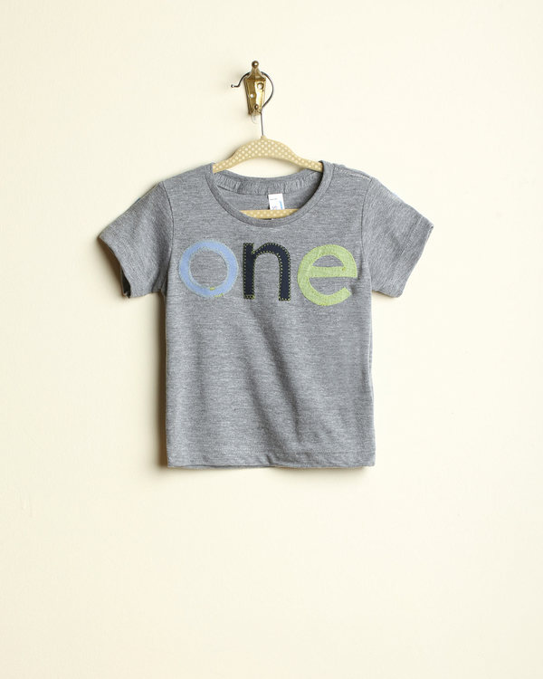 Age Is Just a Number Shirt in Blue Navy Green