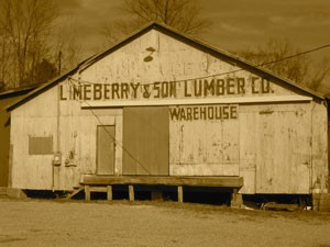 Limeberry Lumber through the years
