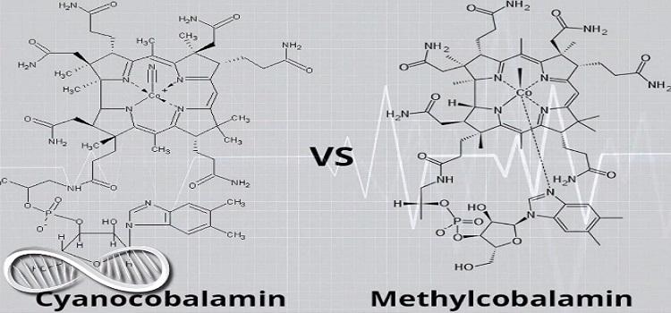 Methylcobalamin vs Hydroxocobalamin