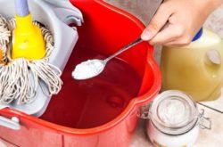 Bicarbonato Limpa ? LIMPA… Mas porque limpa ?