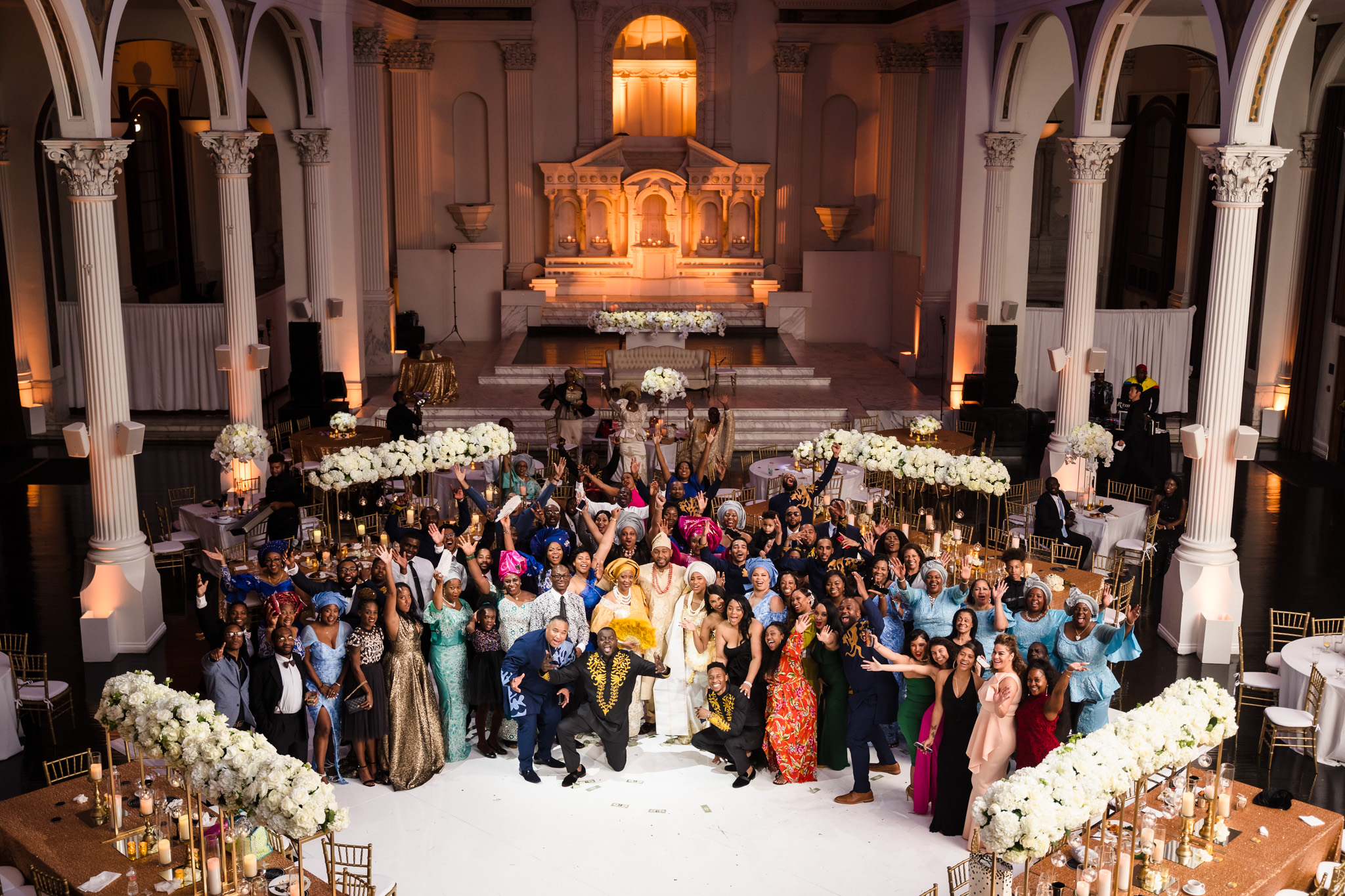 1063 CI Vibiana Los Angeles DTLA Wedding Photography