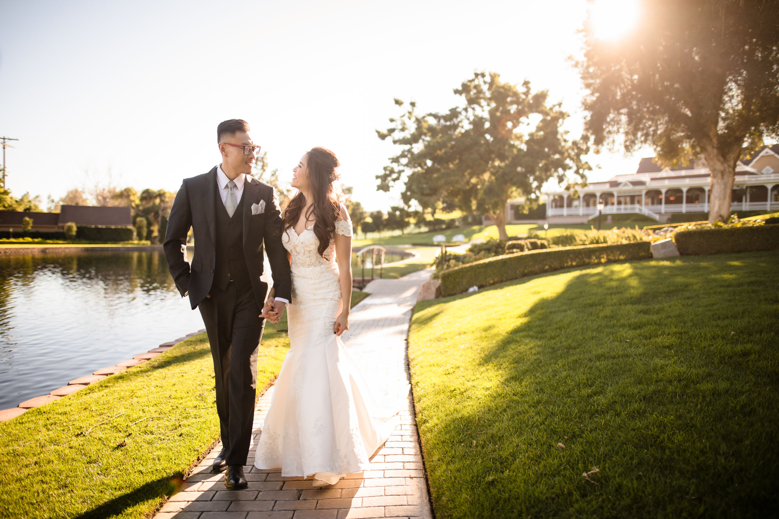 0166 CV Grand Tradition Estate Gardens Fallbrook Wedding Photography