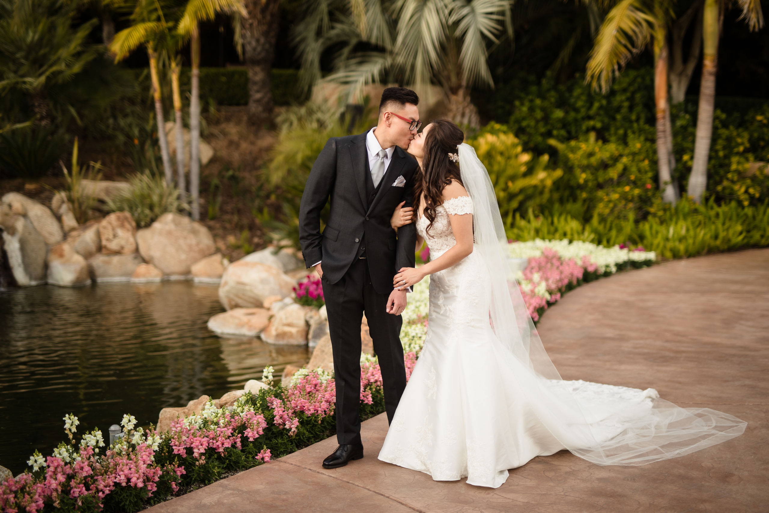 0335 CV Grand Tradition Estate Gardens Fallbrook Wedding Photography 2