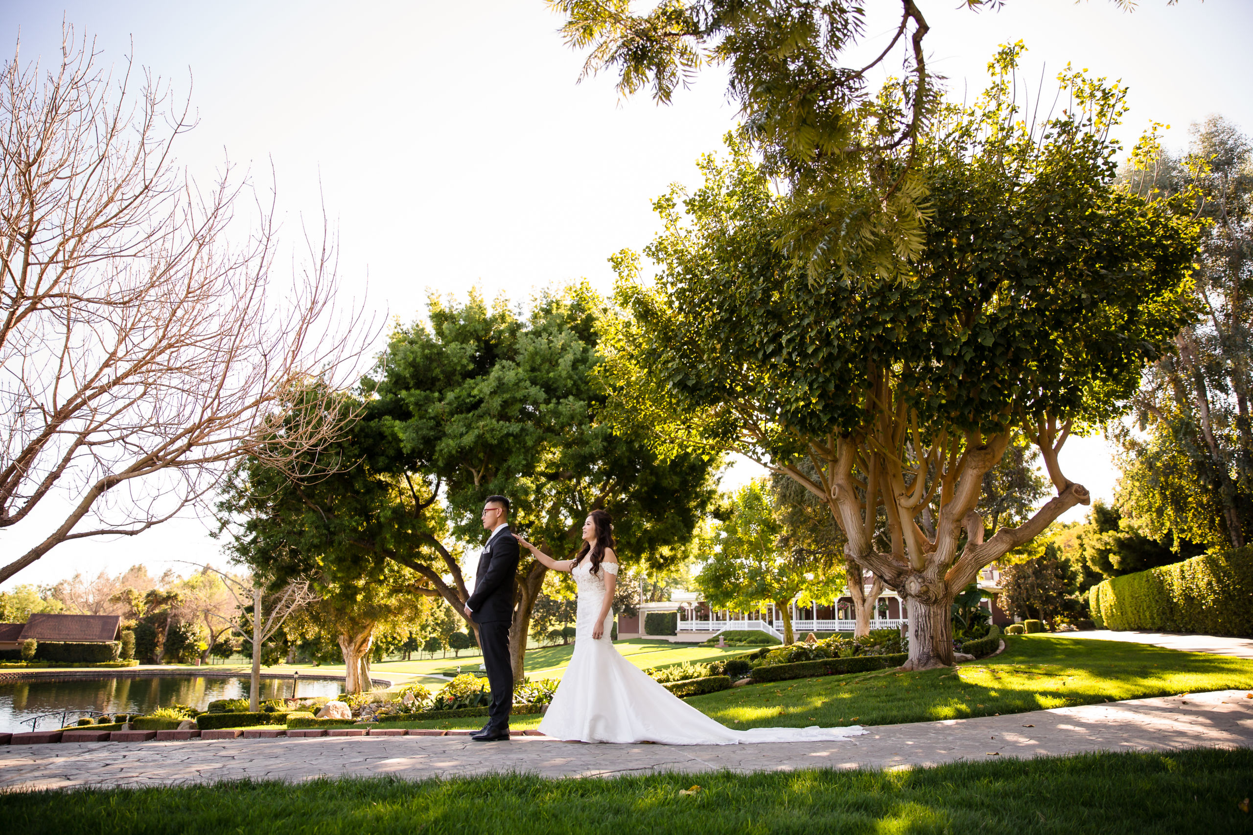 0124 CV Grand Tradition Estate Gardens Fallbrook Wedding Photography
