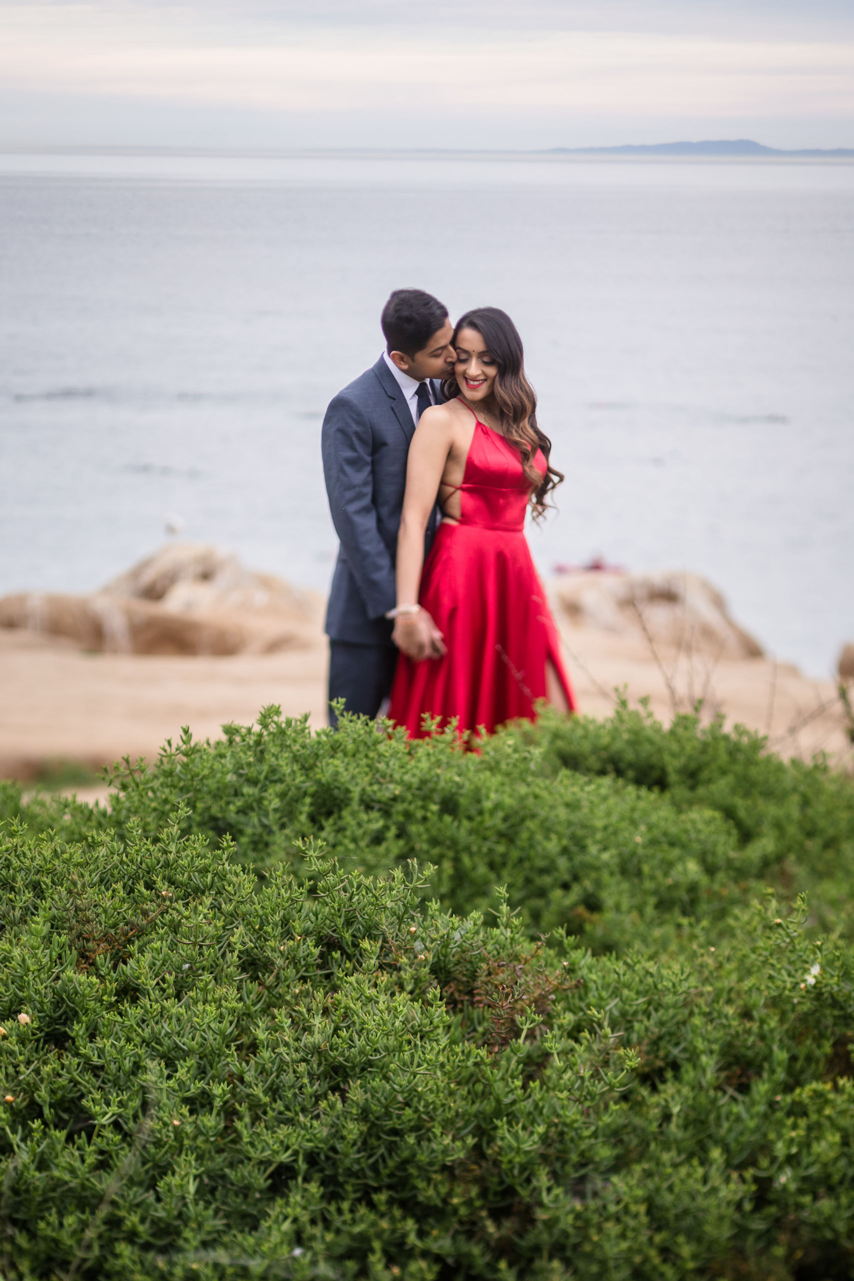 0024 PD La Jolla Cove San Diego County Engagement Photography