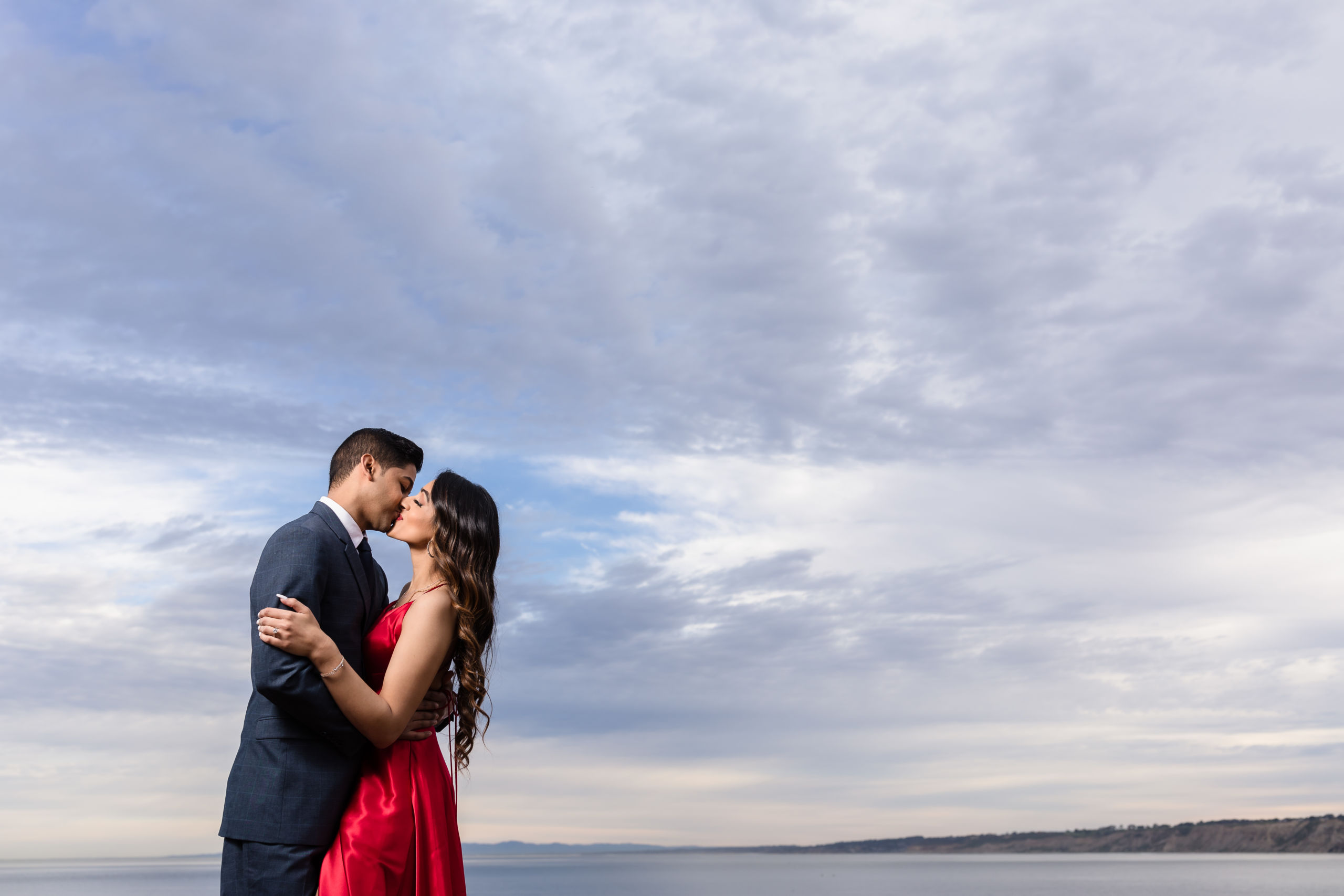 0043 PD La Jolla Cove San Diego County Engagement Photography