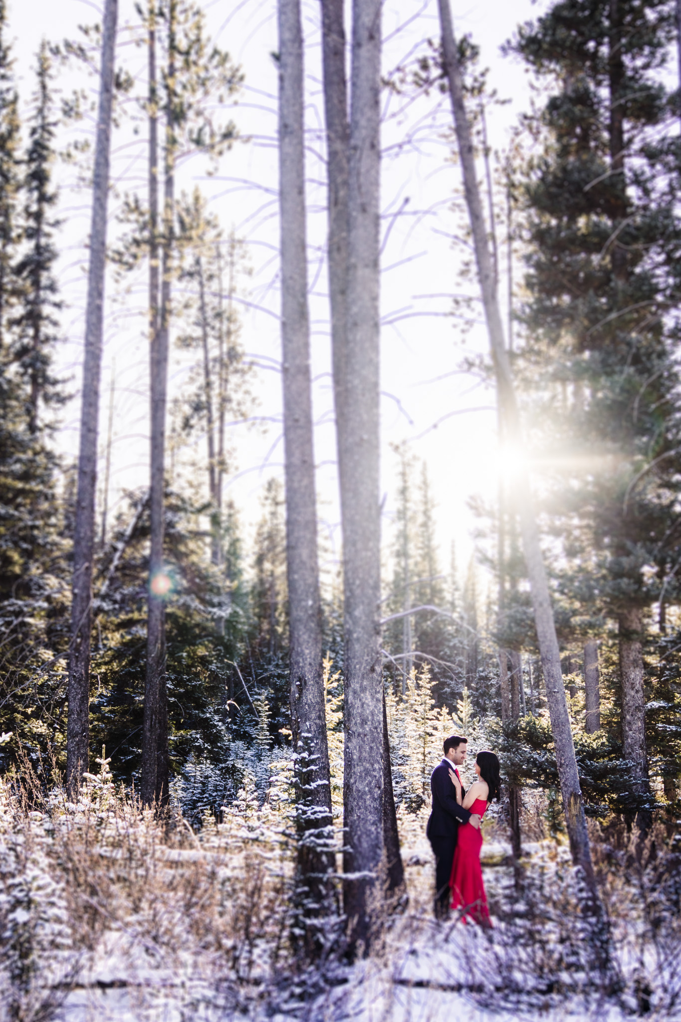 0020 AA Banff Canada Engagement Photography 1