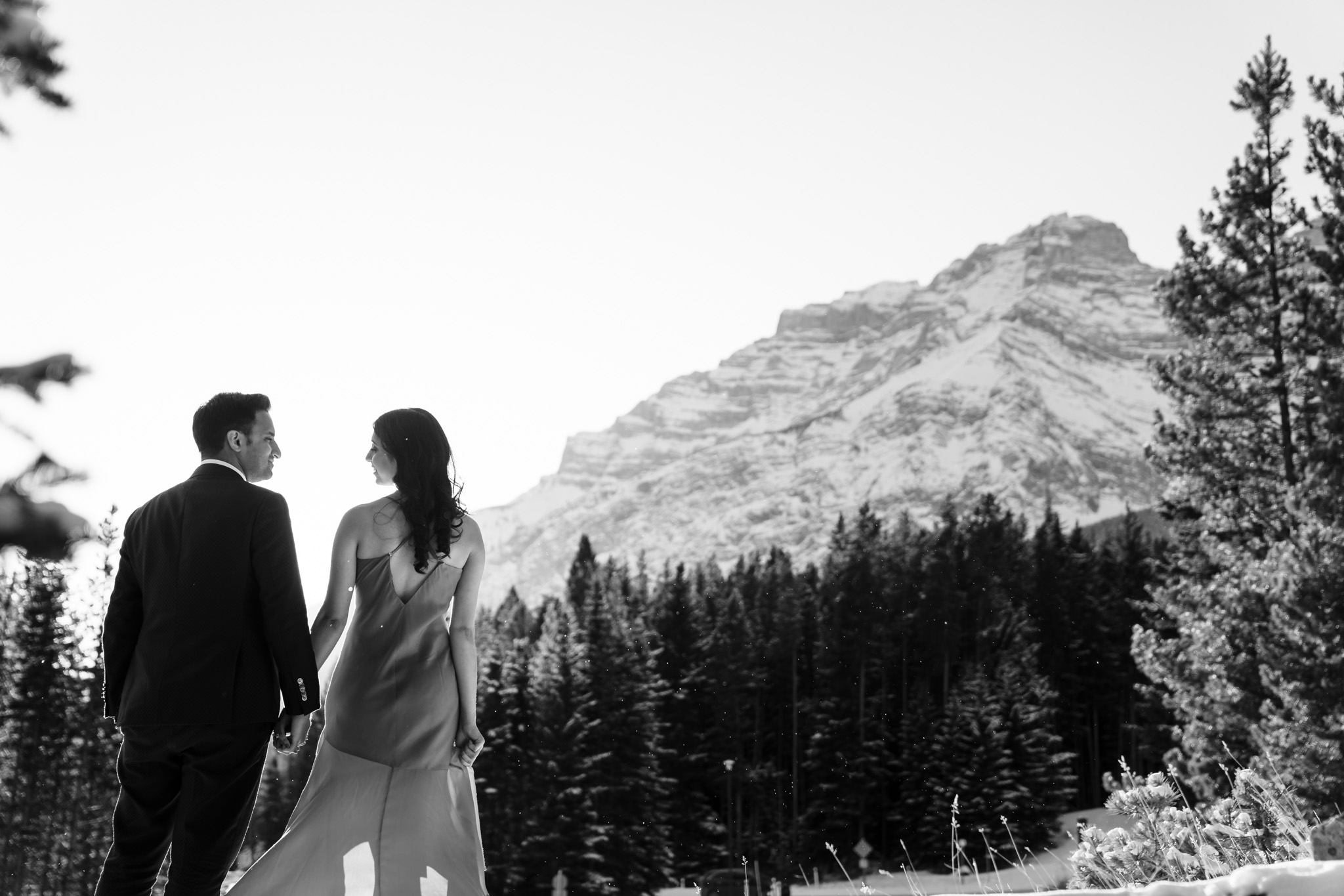 0052 AA Banff Canada Engagement Photography 2