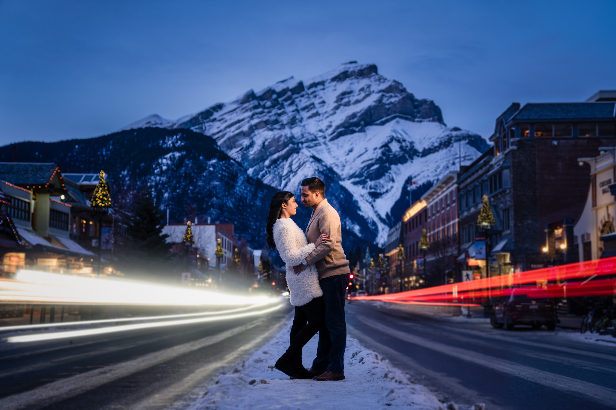 0097 AA Banff Canada Engagement Photography 1