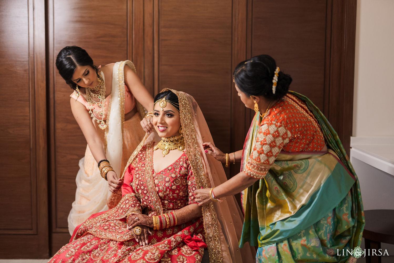 Bride Prep Royalton Riviera Cancun Indian Wedding