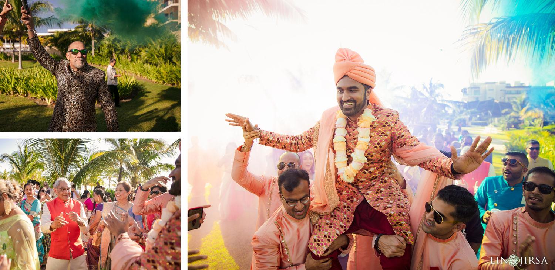 Baraat Royalton Riviera Cancun Indian Wedding