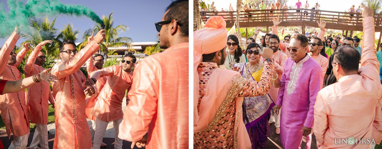 Baraat 3 Royalton Riviera Cancun Indian Wedding